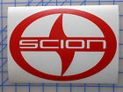 "Scion Emblem Sticker Decal 4"" 5.5"" 7.5"" Toyota iQ xD xB tC FR-S S1R Drop Exhaust $2.99 USD on eBay"