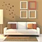 24 ABSTRACT CIRCLE DECALS / BUBBLES Lounge Car Bathroom Wall Art Stickers (SH15)