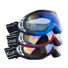 Sport UV Glasses Goggles Protection For Hunting Ski Snowboarding Anti Fog