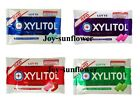 Lotte Xylitol Sugar Free Gum: Lime Mint, Strawberry, Blueberry, Fresh Mint