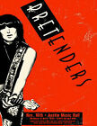 THE PRETENDERS Chrissie Hynde rock and roll classic glossy photo t-shirt