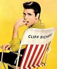Cliff Richards Art Canvas Poster Print Iconic Movie Star Singer Summer Holiday
