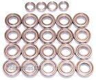 TAMIYA 58065 Clod Buster 58321 Super 58423 Bearing Kit (COMPLETE) 24 Bearings