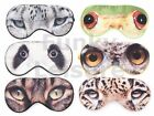 Animal Eye Mask Sleeping Blindfold for Travelling & Camping