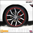 ALLOY WHEEL RIM PROTECTORS LTD EDITION COLOURS upto 22