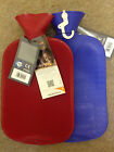 Fashy Single Rib Thermoplastic Hot Water Bottle - 2 Litre - MPN6442