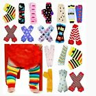 Baby Toddler GIRLS Leg Warmers Many Styles and Colors - BUY THREE, GET ONE FREE