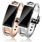 2Color Bluetooth Sync Smart Watch Phone Bracelet For IOS Android Samsung Phone