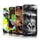 STUFF4 Phone Case/Back Cover for Apple iPod Touch 5 /Wildlife Animals