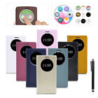 For LG Optimus G3 D855 D851 - Smart Quick Circle Window View Flip Wallet Case