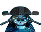 Honda VFR800 / VFR800 VTEC: HeliBars Replacement Handlebars and Risers