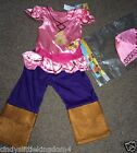 New Jake & the Neverland Pirates Izzy fancy dress outfit dressing up costume