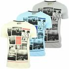 Dissident Mens T-Shirt 'Here Comes' Short Sleeved