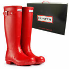 *NEW* Hunter Original Tall Red Wellington Boots Wellies