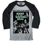 foto NIGHT OF THE LIVING DEAD T-shirt George A. Romero horror movie