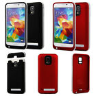 4200mah Portable Power Pack External Backup Battery Case for Samsung Galaxy S5
