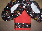 MICKEY MOUSE BOWLING SHOE COVERS/TOWEL & ROSIN BAG