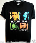 HOT CHELLE RAE - WHATEVER World Concert Tour 2012 T-SHIRT USA Australia & Japan