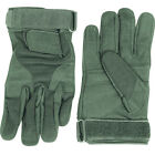 Viper Special Ops Tactical Olive Green Multi Purpose Adjustable Support Gloves