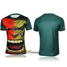 20 Styles Marvel Comics Superhero Compression T-Shirt Cosplay Sports Tops Tees