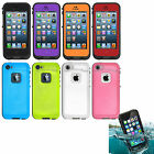 NEW! Waterproof Shockproof Dirt Proof Durable Case Cover For Apple iPhone 5 5S