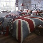 Home Collection Printed 'Vintage Union Jack' Bedding Set From Debenhams