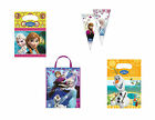 DISNEY FROZEN BIRTHDAY PARTY BAGS & BOXES - LOOTBAGS TOTE BAGS CONE BAGS BOXES