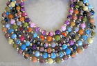 New Viva Beads Classic 12mm Silver Ball Necklace CIDER CREEK COLLECTION NWT