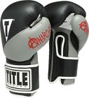 TITLE INFUSED FOAM ANARCHY BAG GLOVES boxing MMA muay thai kickboxing practice