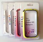 Bumper Case Screen Protector Anti-Explosion Temper Glass 9H for various Phones