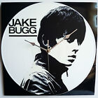"Jake Bugg - 12"" LP Vinyl Record Clock from The Record's Ticking"