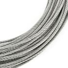 1mm Stainless Steel Wire Rope Cable Marine Grade AISI 316 steel 7x7 Fishing