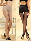 8 Den Ultra Sheer Cover up Silky Tights with Reinforced Seamless Panty S9160