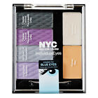 NYC Individual Eyes Eyeshadow Palette with Primer