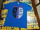 WE ARE LEGION Anonymous Split Mask T-shirt Anon 4Chan