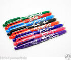 Pilot Frixion Erasable Rollerball Pen 0.7mm 8 Colours PACK of 3