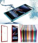 Luxury Thin Metal Aluminum Bumper Hard Case Cover For Sony Xperia Z Ultra XL39H