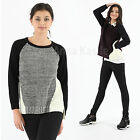 AnnaKastle New Womens Asymmetric Color-Block Knit Sweater size S - M