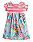 *BNWT* Baby Joules Emmie Jersey Dress - Rose Pink Stripe - NEW FOR SS15