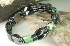 Men's Womens GREEN AFRICAN TURQUIOSE Magnetic Bracelet -All Necklaces same price