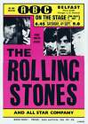 0351  Vintage Music Poster Art  The Rolling Stones  *FREE POSTERS