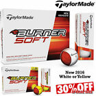 TAYLORMADE BURNER SOFT GOLF BALLS TAYLORMADE GOLF BALLS LOW COMPRESSION BALLS