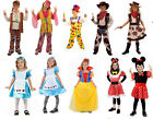 NEW FANCY DRESS GIRLS COSTUMES OUTFITS. AGES 4-6, 7-9, 10-12.  MANY DESIGNS