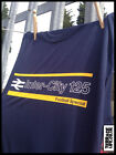 Terrace Life Footbal Special Intercity 125 Away Days Casuals 80's T Shirt