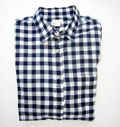 NWT J. Crew Women's Gingham Plaid Classic Shirt Button Down Blouse