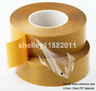 Double-Sided Adhesive Tape Transparent High Temperature PET Clear