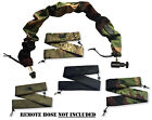 Paintball & Airsoft Remote Hose Cover Line Coil Air System Tank 5 Colours