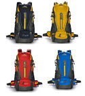 Outdoor Travel Backpacks Waterproof Nylon Camping Hiking External Frame Packs