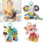 2015 Hot Baby Infant Soft Appease Playmate Calm Doll Teether Developmental Toys