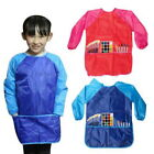 MON - Waterproof Children Kid Craft Pocket Apron Smock Painting Drawing Crafting